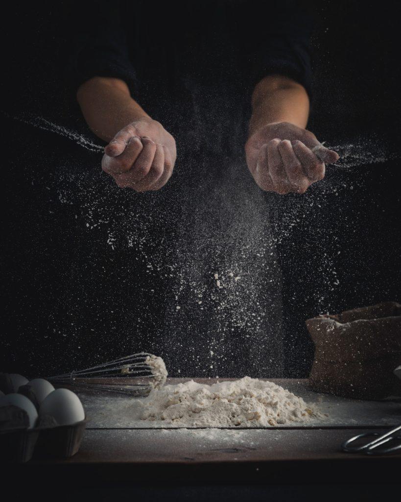 Créativité culinaire improvisation