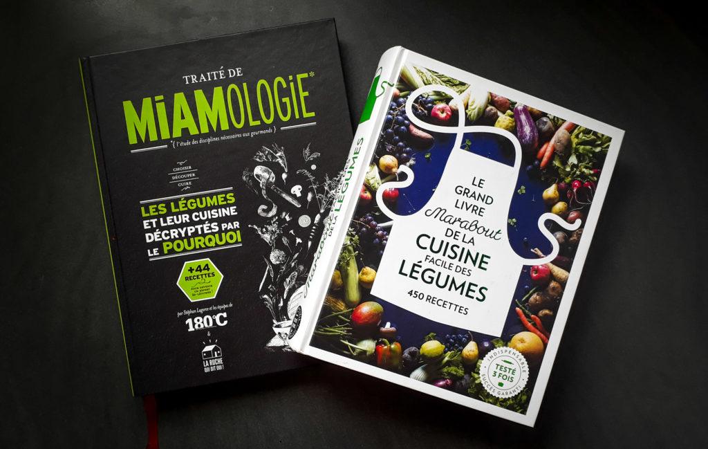 livres de cuisine légumes marabout miamologie