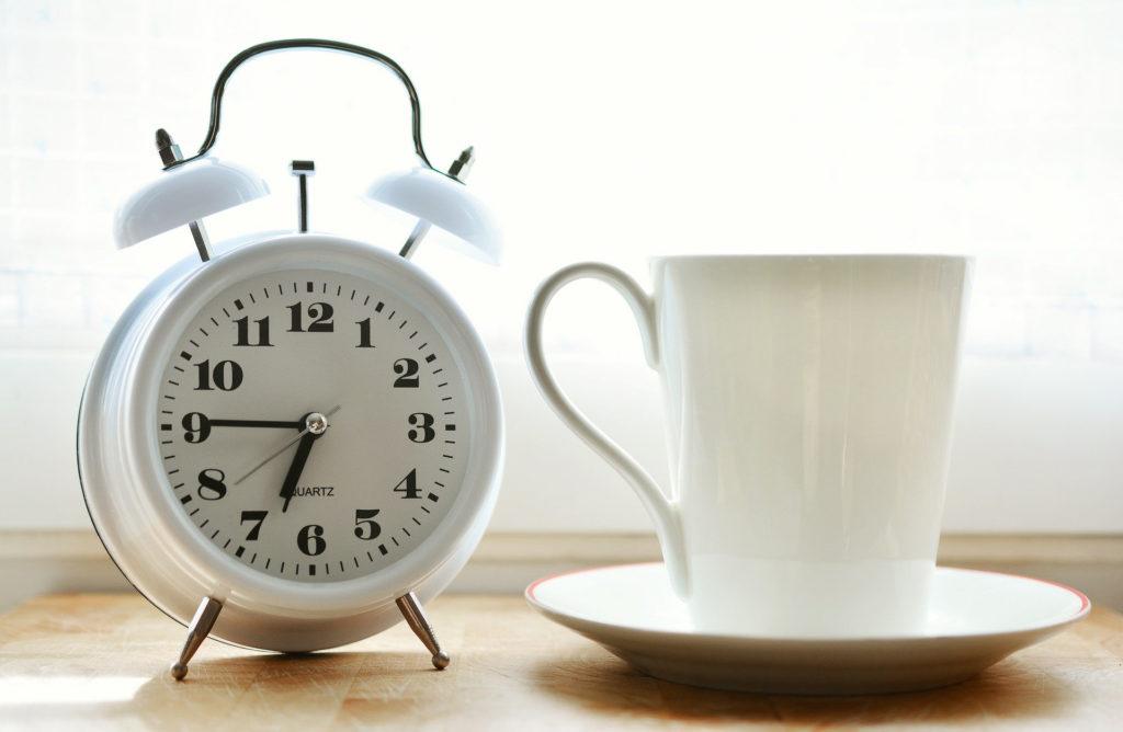 alarme de minuteur en cuisine