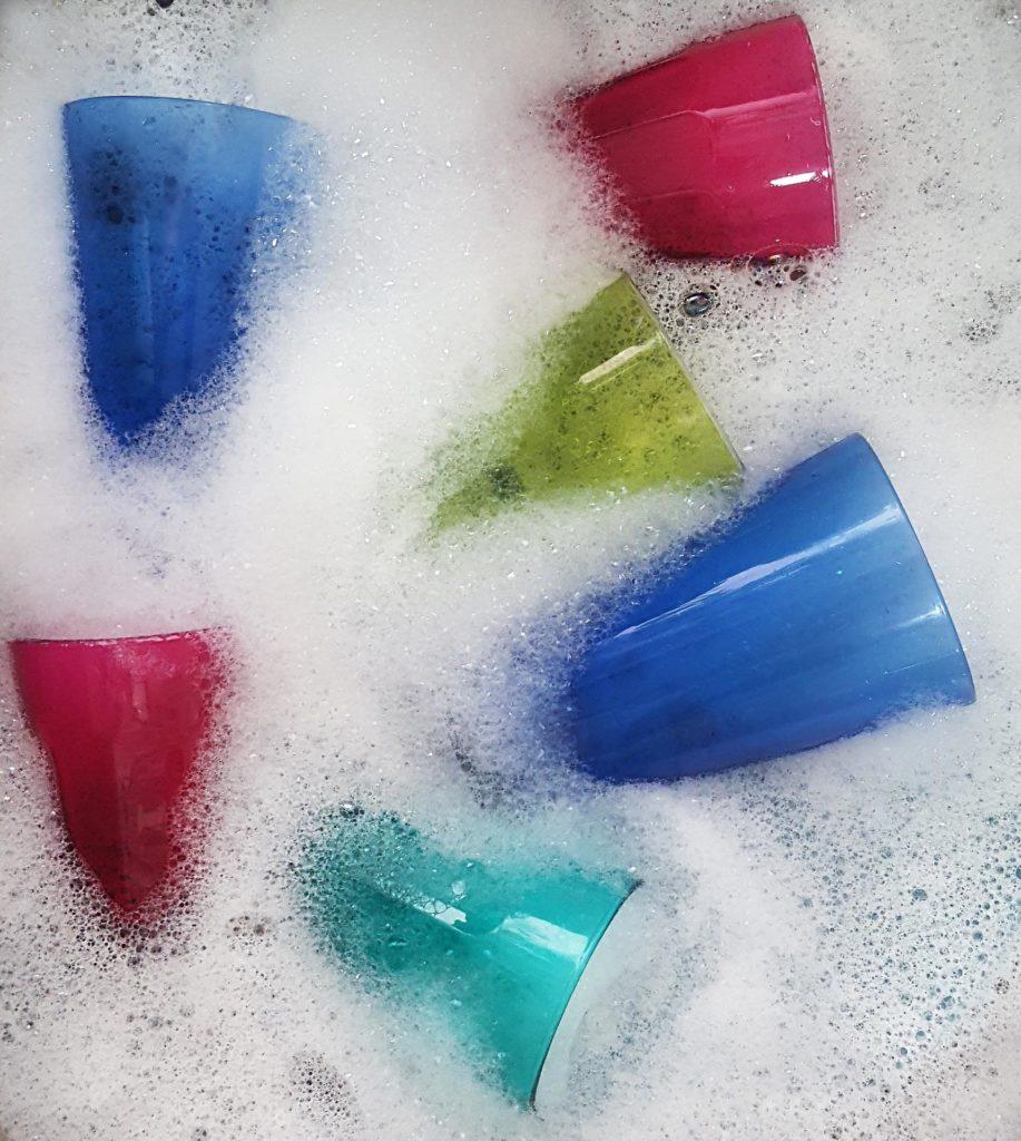 vaisselle sale
