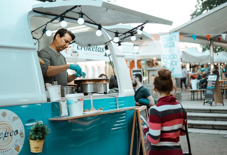 food truck food festival