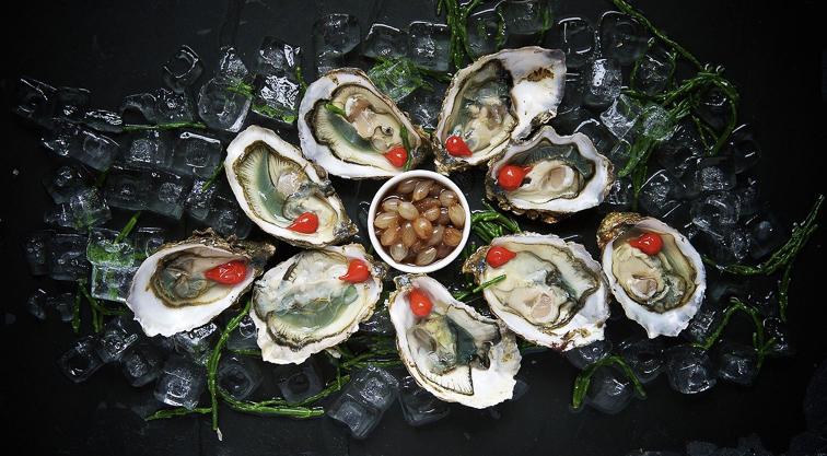tendances culinaires produits de luxe