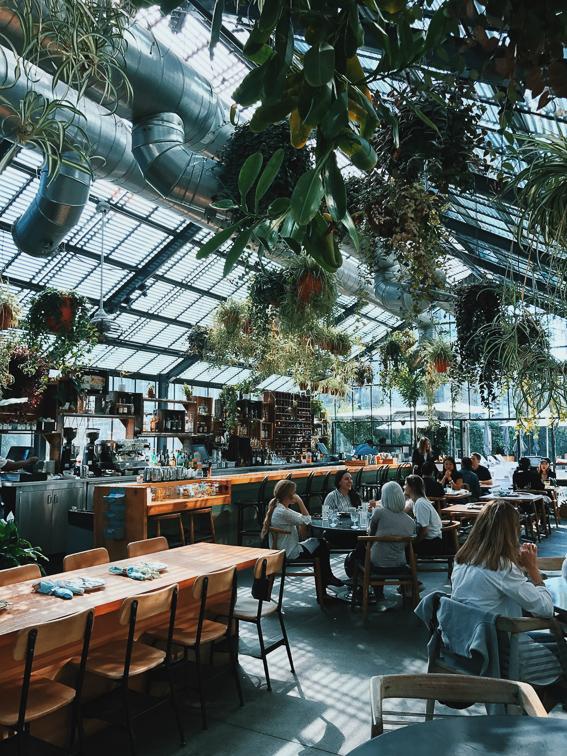 restaurant aux valeurs écolo