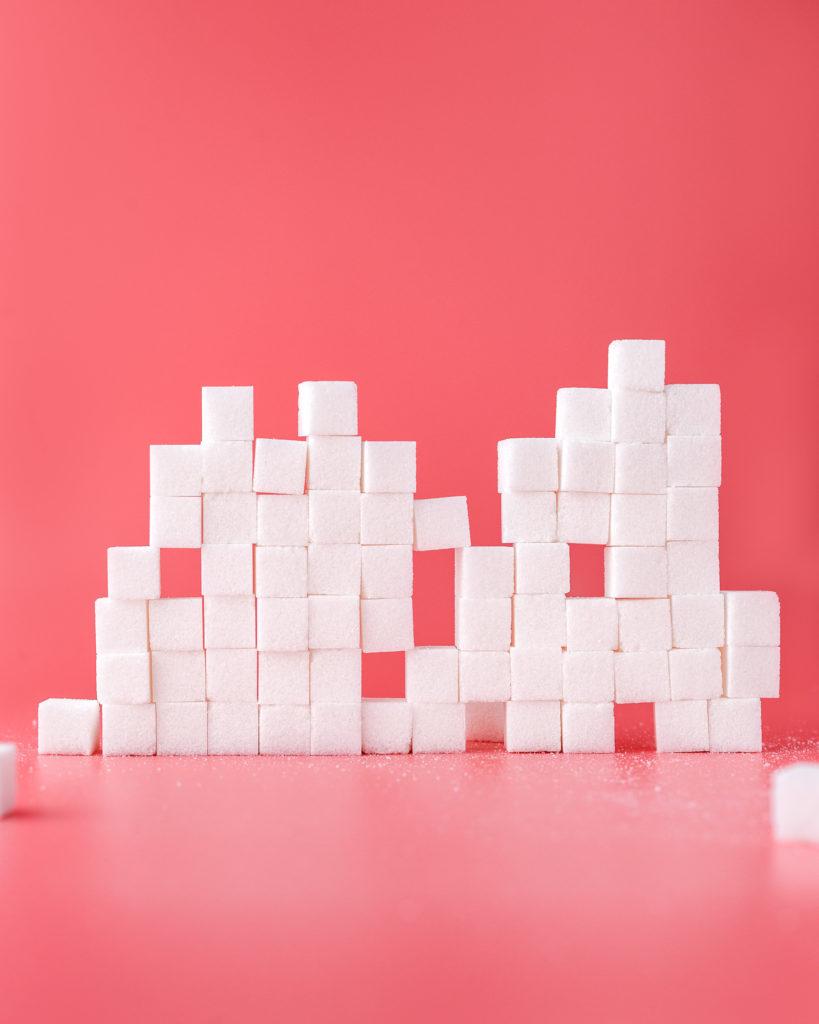 sucre indispensable en pâtisserie