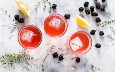 Le kéfir de fruits, une boisson santé parfaite pour cet été!