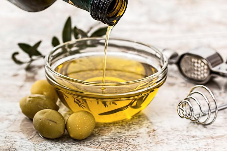huile d'olive vinaigrette