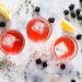 kéfir de fruits rouges